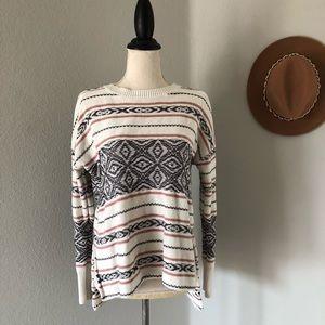 Billabong Sand Dune Knit Pullover Sweater